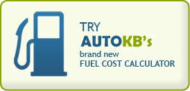 Try AutoKB's brand new FUEL COST CALCULATOR
